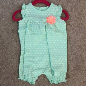 Carters one piece for baby